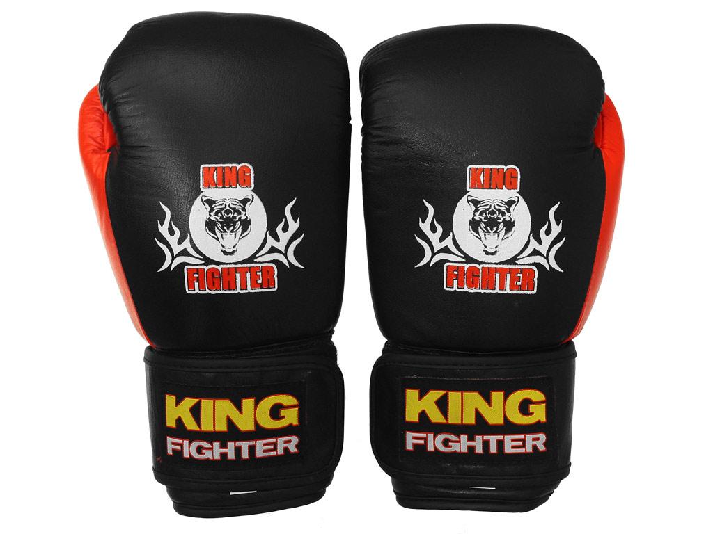 Boxerské rukavice King Fighter Basic Velikost: 10 oz