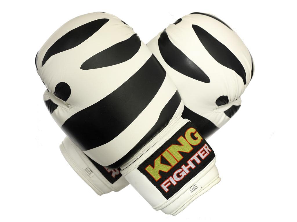 Dětské boxerské rukavice King Fighter 6oz Dalmatin