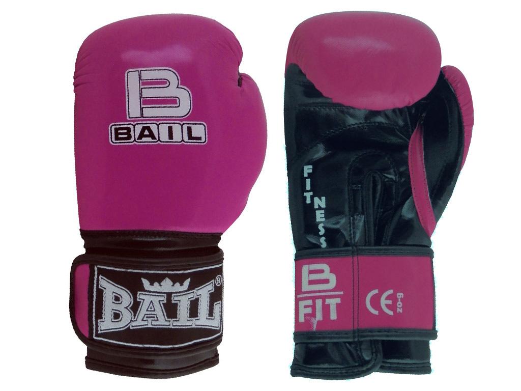 Bail Boxerské rukavice pro děti růžové Velikost: 6 oz