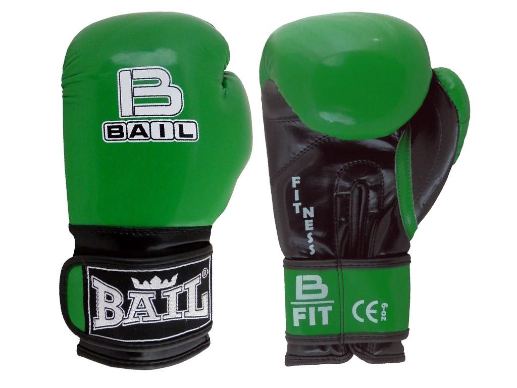 Bail Boxerské rukavice pro děti zelené Velikost: 6 oz