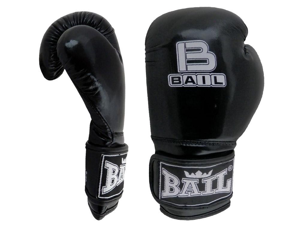 Bail Boxerské rukavice pro děti černé Velikost: 8 oz