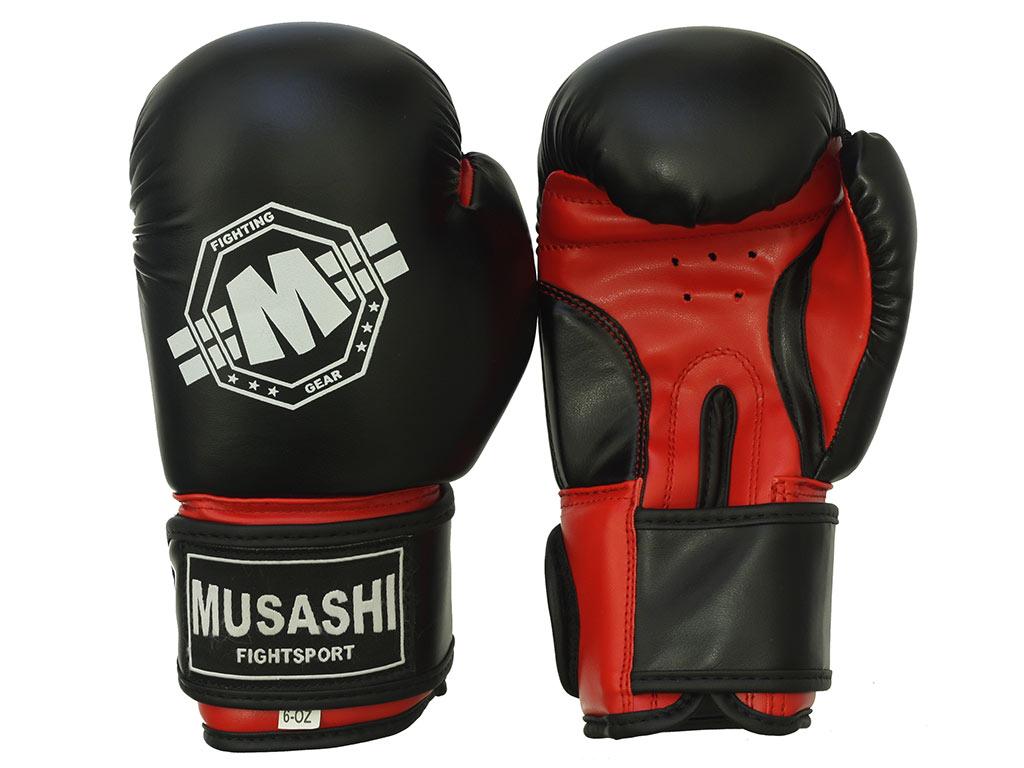Dětské boxerské rukavice Musashi Velikost: 6 oz