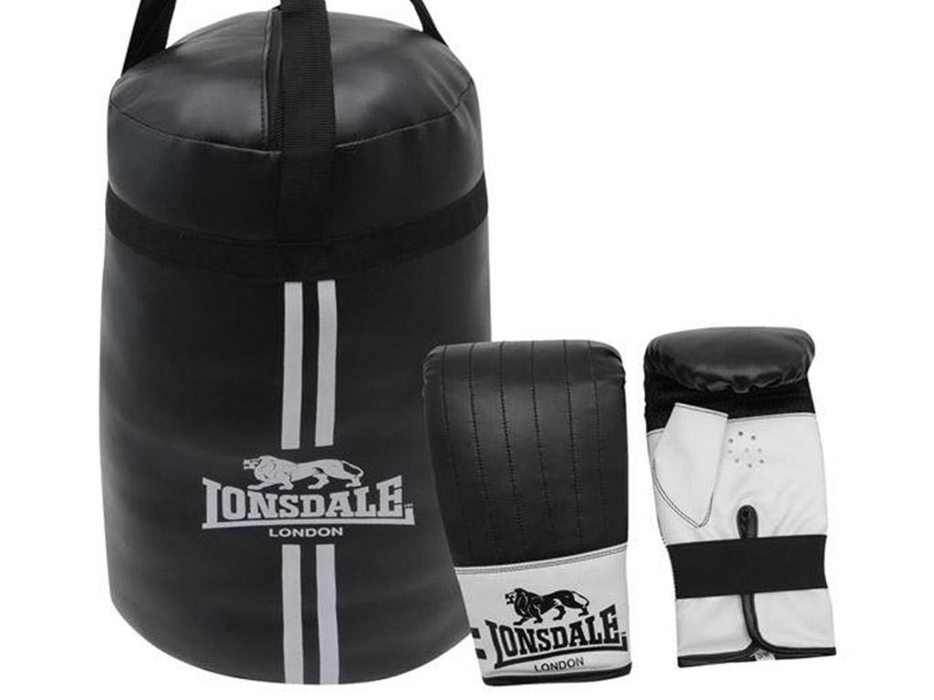 Lonsdale Dětský boxerský set
