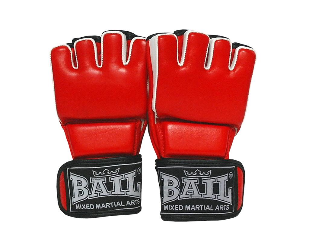 Bail Dětské boxerské MMA rukavice červené