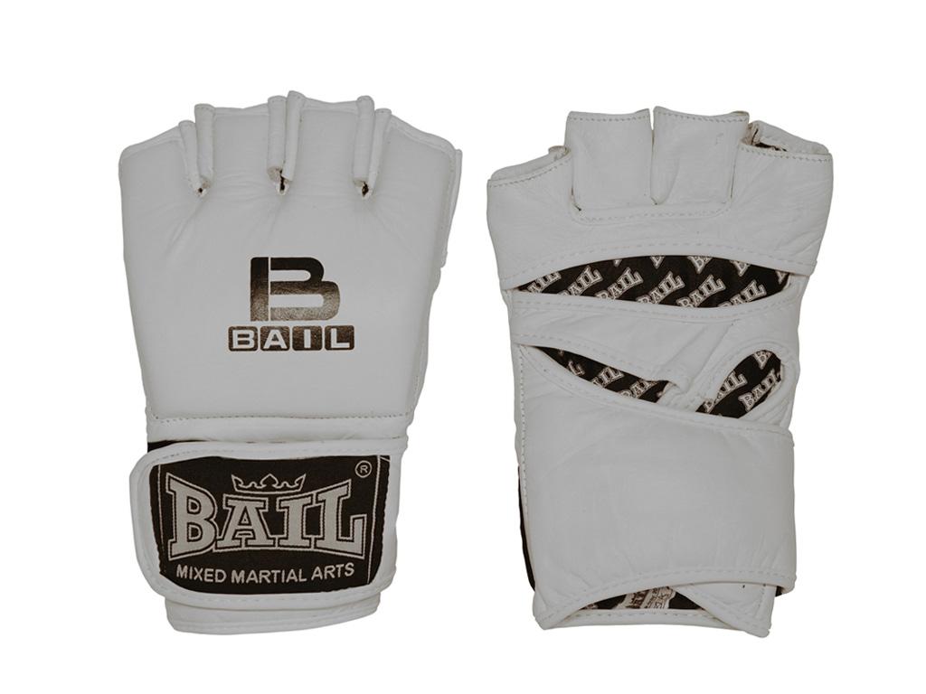 Bail Dětské boxerské MMA rukavice bílé