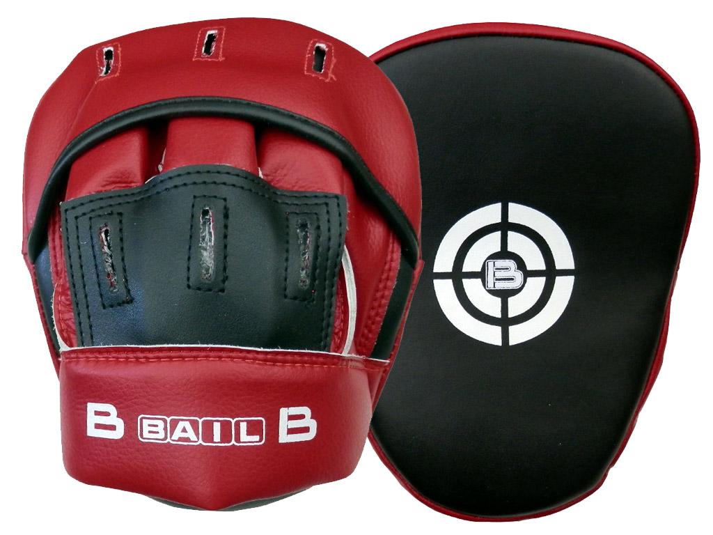 Bail Boxerské tréninkové lapy červené