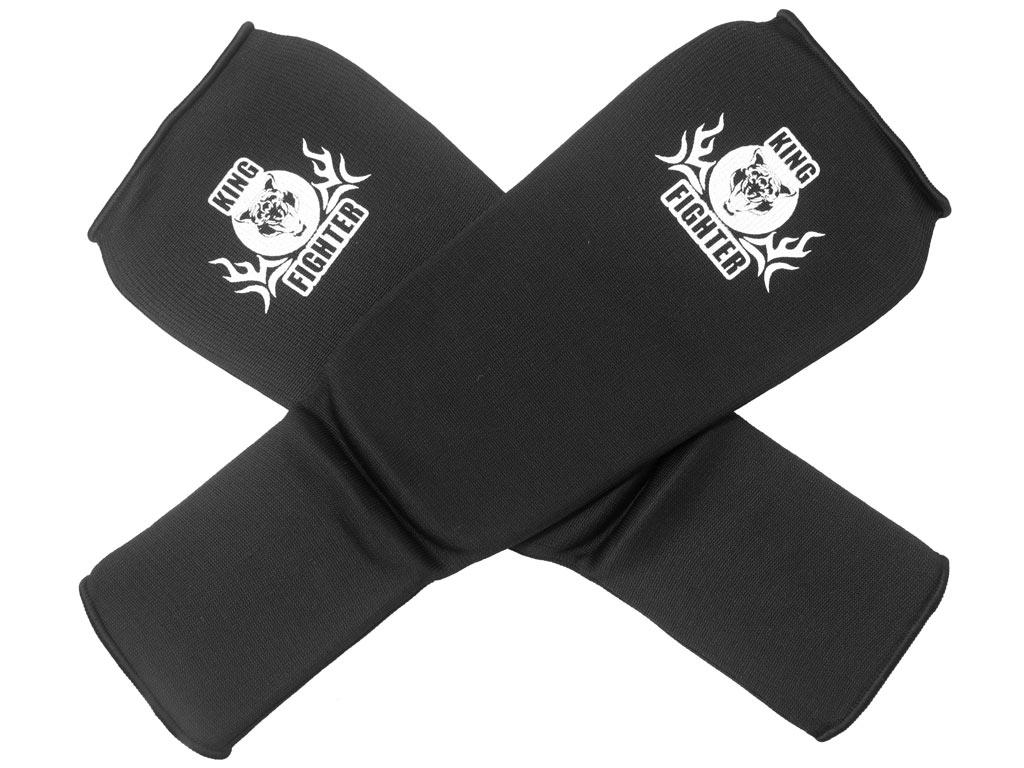 Chrániče holení King Fighter textilní elastické Velikost: XL