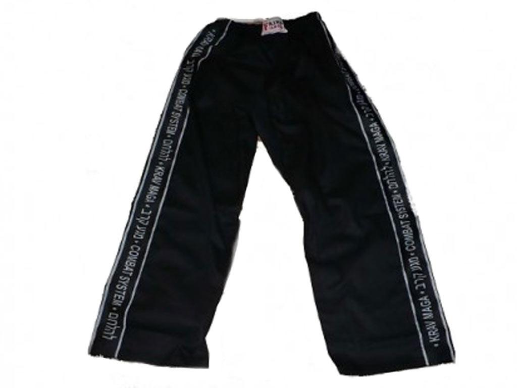 King Fighter Dětské kalhoty Krav Maga Junior