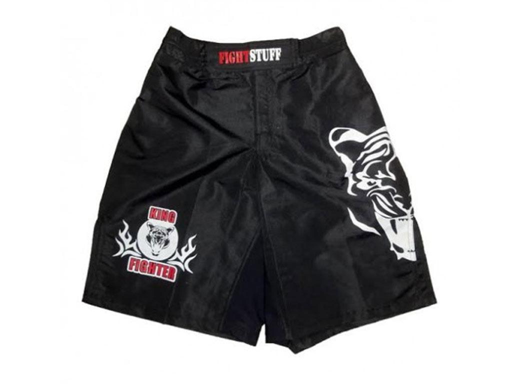 King Fighter MMA kraťasy Krav Maga Tiger Velikost: XL