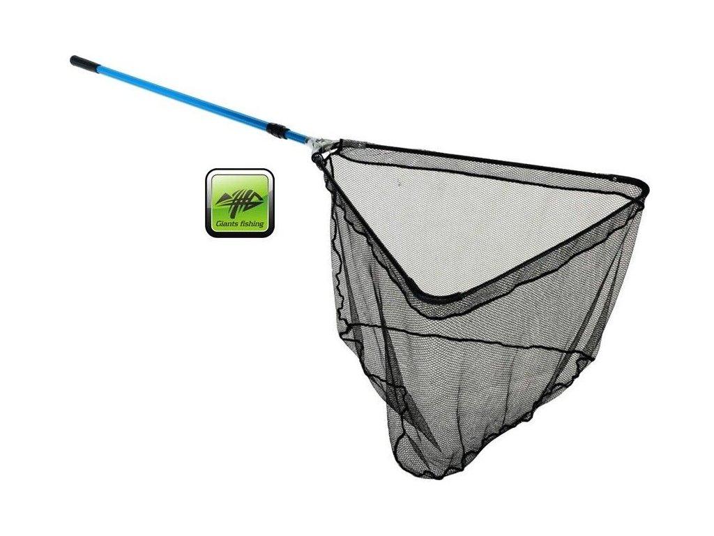 Giants Fishing Podběrák Metal Plus Landing Net 2,55m, 70x70cm