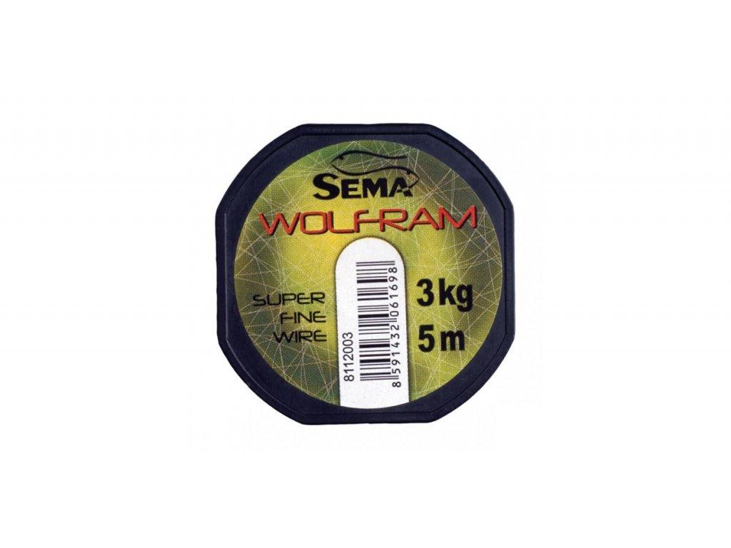 SEMA Wolframové lanko (5m)