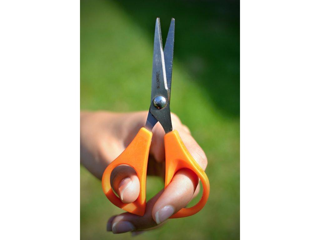 Taska nůžky na úpravu návazců