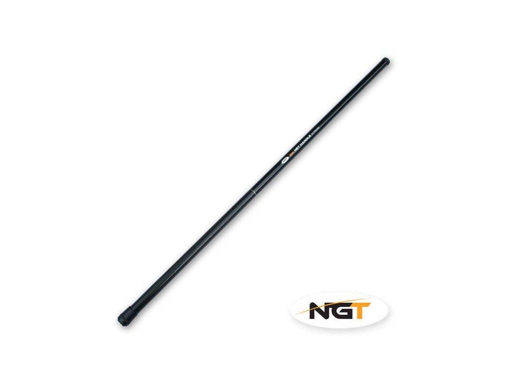NGT Podběráková Tyč Telescopic Net Handle 3m