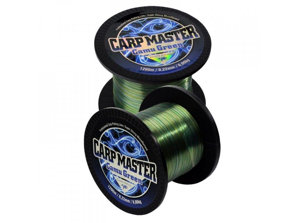 GIANTS FISHING VLASEC CARP MASTER CAMOU GREEN 1200M