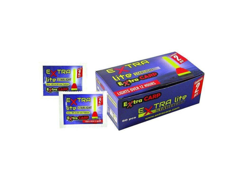 Extra Carp Lite Starlight - Svítící Ampule 4,50 x 39mm