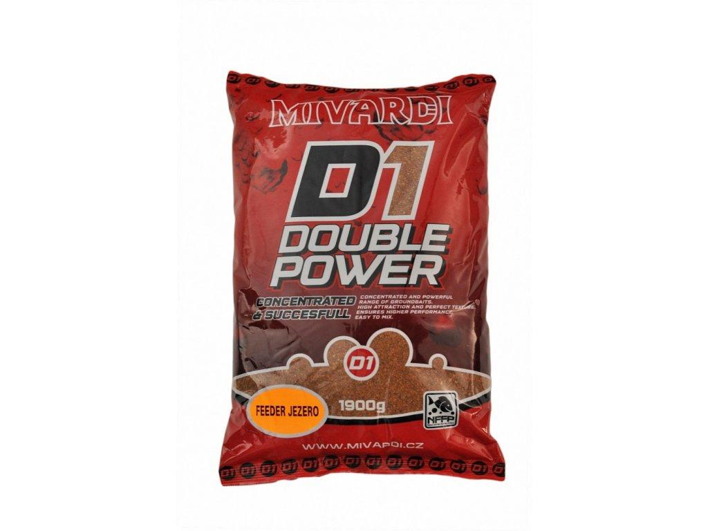 Mivardi krmítková směs D1 - Double Power 1,9 kg