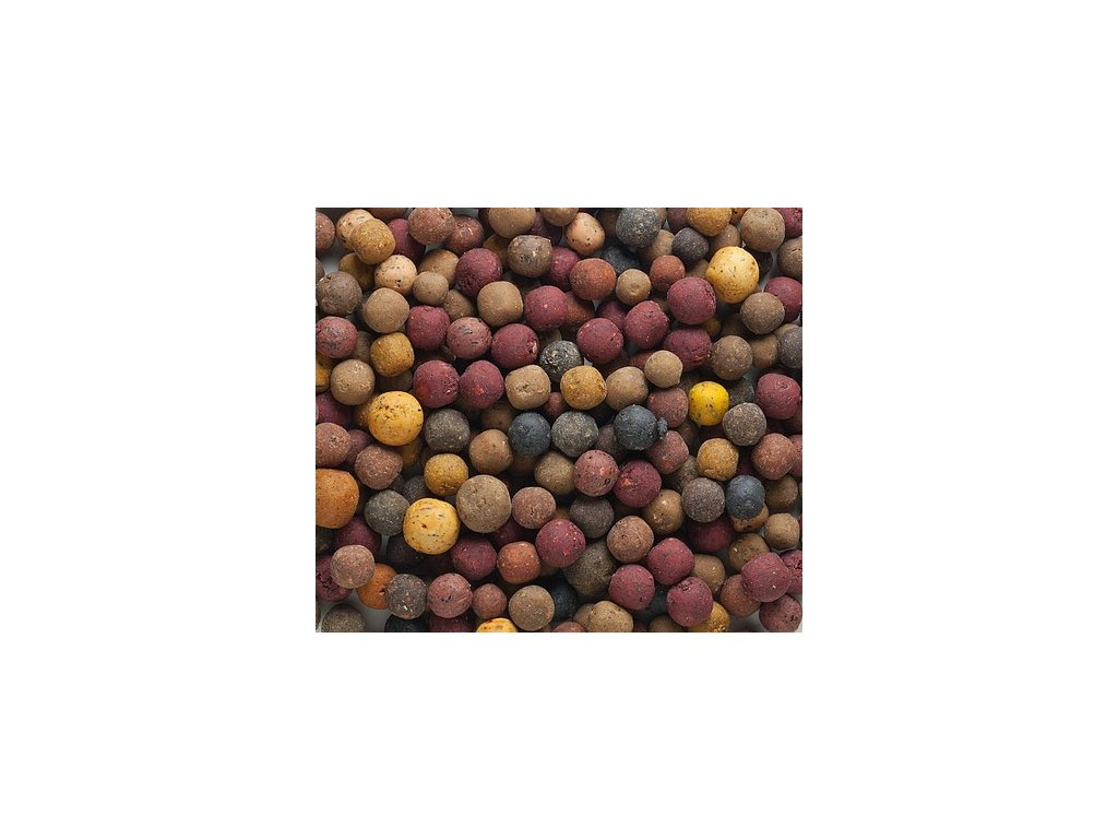 Mivardi Vnadící boilies Rapid - Multi mix - 2,5 kg