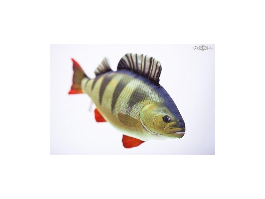 GABY Okoun říční - 50 cm polštářek
