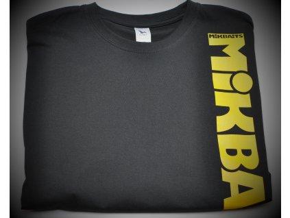 Mikbaits Tričko Mikbaits Team černé