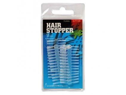 Giants Fishing Vlasová zarážka Hair Stopper 9mm, 3 bal.
