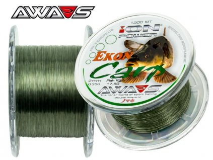 Awa-S Vlasec ION POWER EKON CARP 1200m