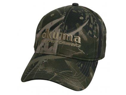 Okuma Full Back Camouflage Hat