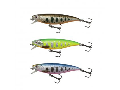 Savage Gear Wobler 3D Twitch Minnow 8cm 8,5g