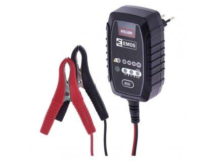 EMOS Nabíječka baterií 6/12V 0,8A