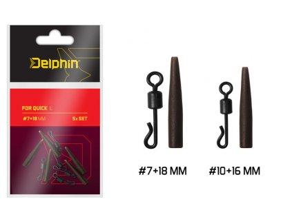 Delphin FDR Quick / Set 5ks