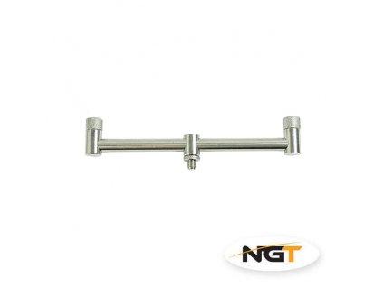 NGT Hrazda Buzz Bar Stainless Steel - 2 Rod/20cm