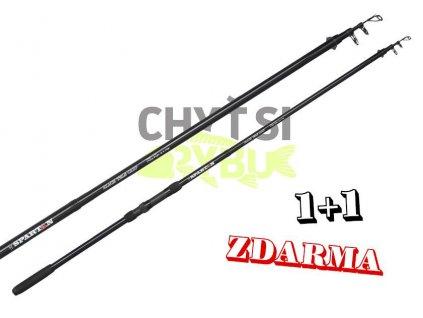 SPRO Prut Spartan Tele Carp 3,50m 1+1 ZDARMA
