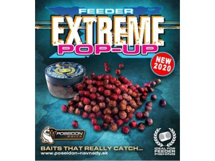 Poseidon Expanded feeder POP-UP dipované 10mm 30g