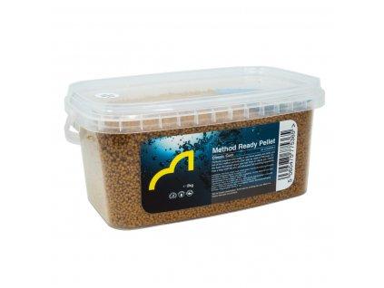 SpottedFin Classic Corn Method Ready Pellets 2 kg