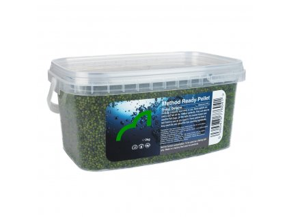SpottedFin Green Betaine Method Ready Pelety 2 kg