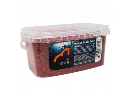 SpottedFin Sweet Meat Method Ready Pelety 2 kg