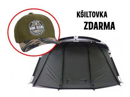 Prologic Bivak XLNT Bivvy 1 Man + Kšiltovka gratis