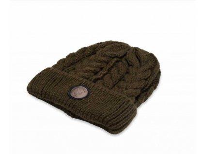 Nash Zimní čepice Chunky Knit Beanie