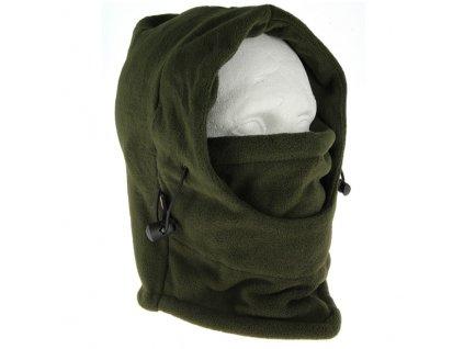 NGT Chránič Obličeje Face Guard Green