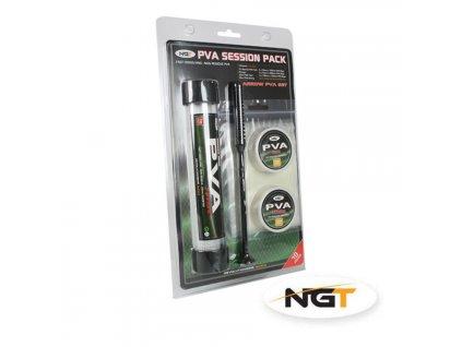 NGT PVA Sada Session Pack 7mx25mm 19pc