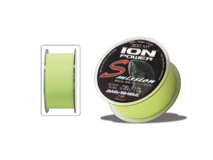 Awa-S Vlasec ION POWER S-MISSION FLUO 300 m