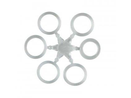 Mivardi Elastické kroužky na nástrahy 10 mm