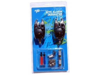 Giants FishingSada hlásičů s indikátory Bite alarm set TR