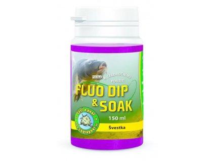Chyť a pusť Fluo dip 150ml