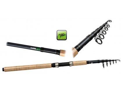 Giants fishing Prut CLX Tele 2,7m 20-70g