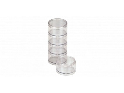 Meiho Krabička Round Case L (5ks)