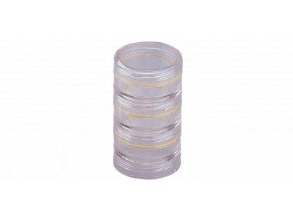 Meiho Waterproof Round Case S (3ks)