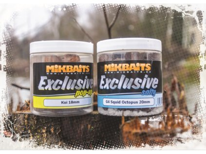 Mikbaits Exclusive pop-up