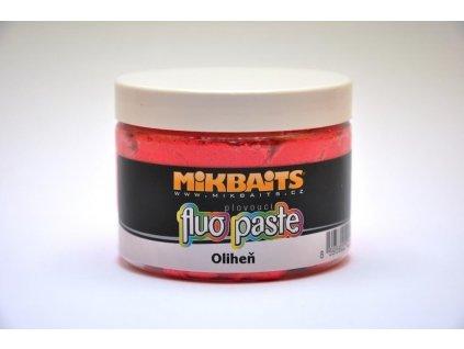 Mikbaits Fluo Paste - plovoucí těsto