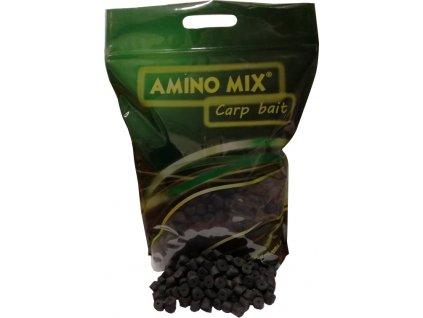 Amino-Mix Pelety Black halibut