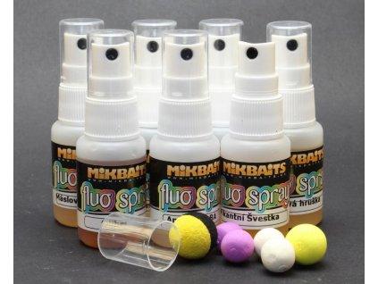 Mikbaits Fluo spray 30ml